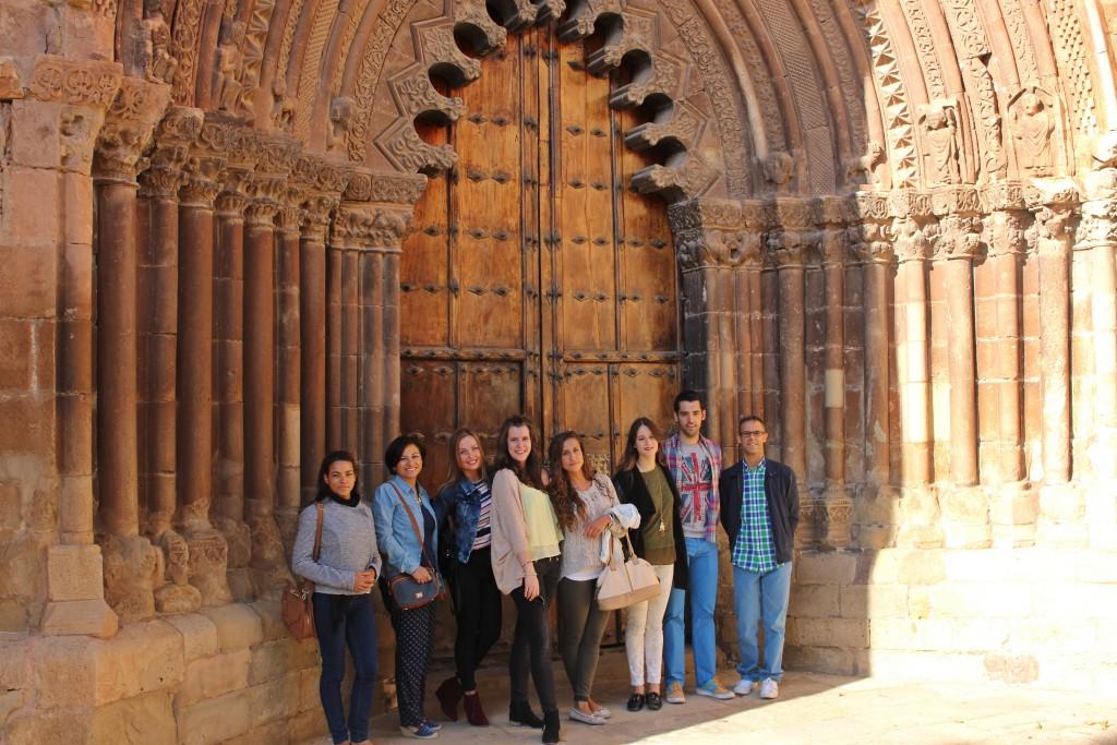 Grupo completo ante San Román JPG