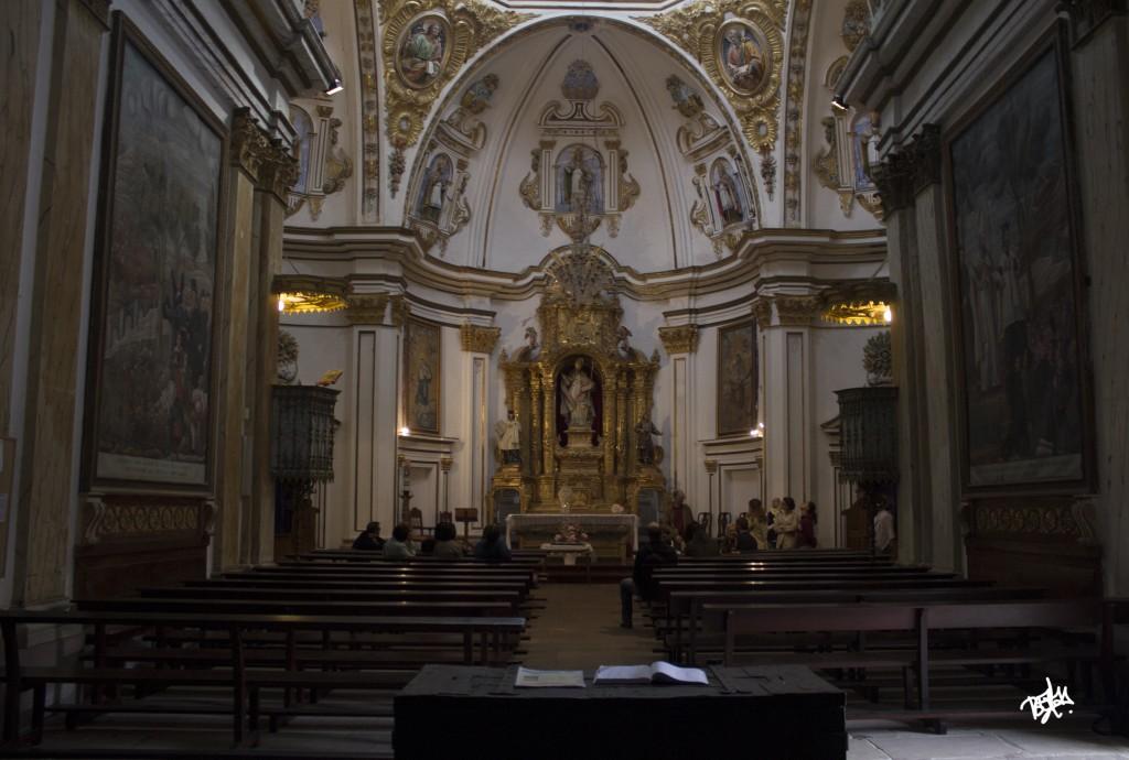 Interior San Gregorio desde el fondo jpg