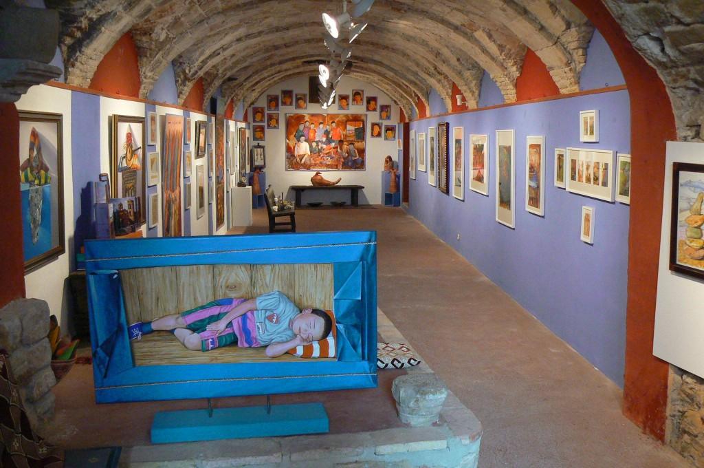 Sala de exposición Laita _o