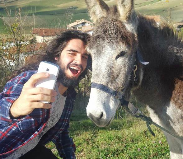 Alvaro y el burro