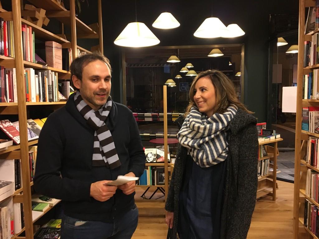 Luis Zueco y Esther