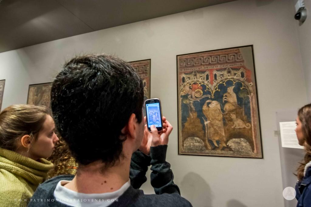 Museo de Navarra y TIC