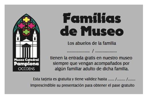 FAmilias de museo