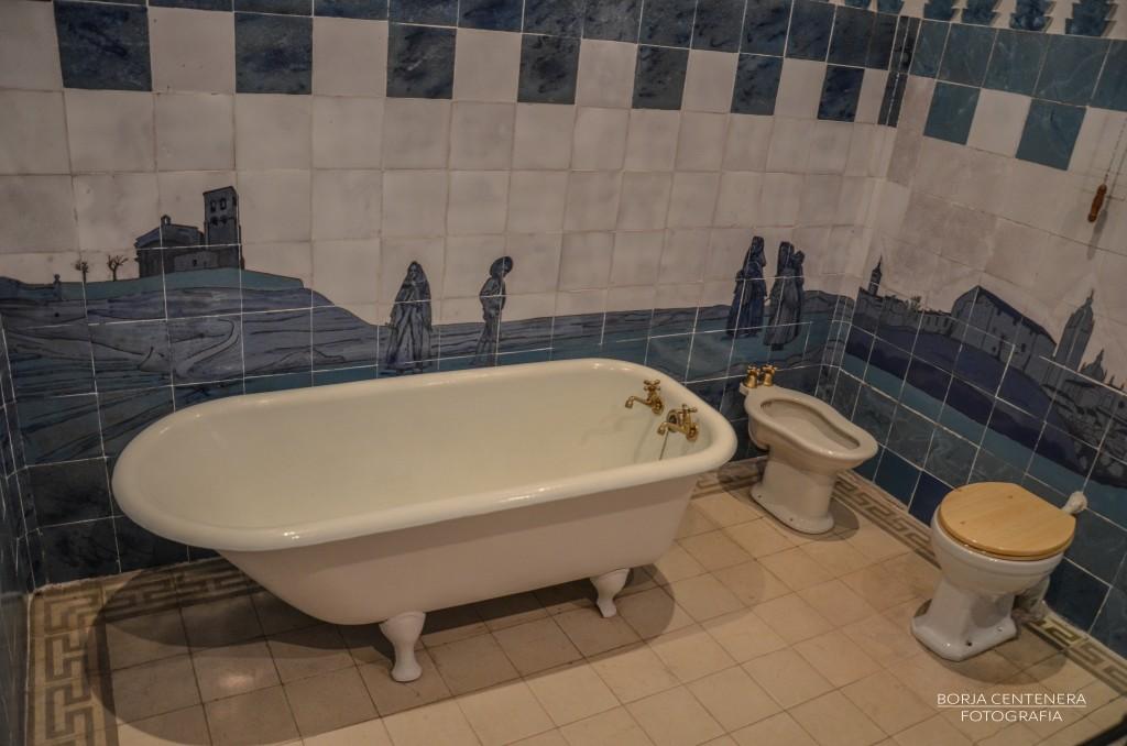 Museo Zuloaga, cuarto de baño