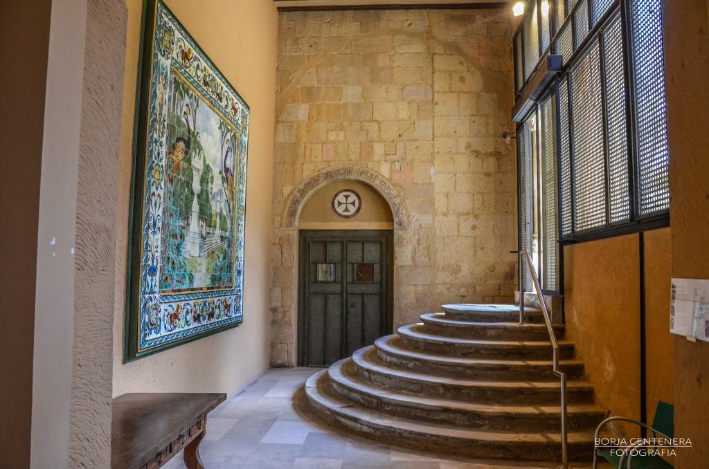 Museo Zuloaga entrada