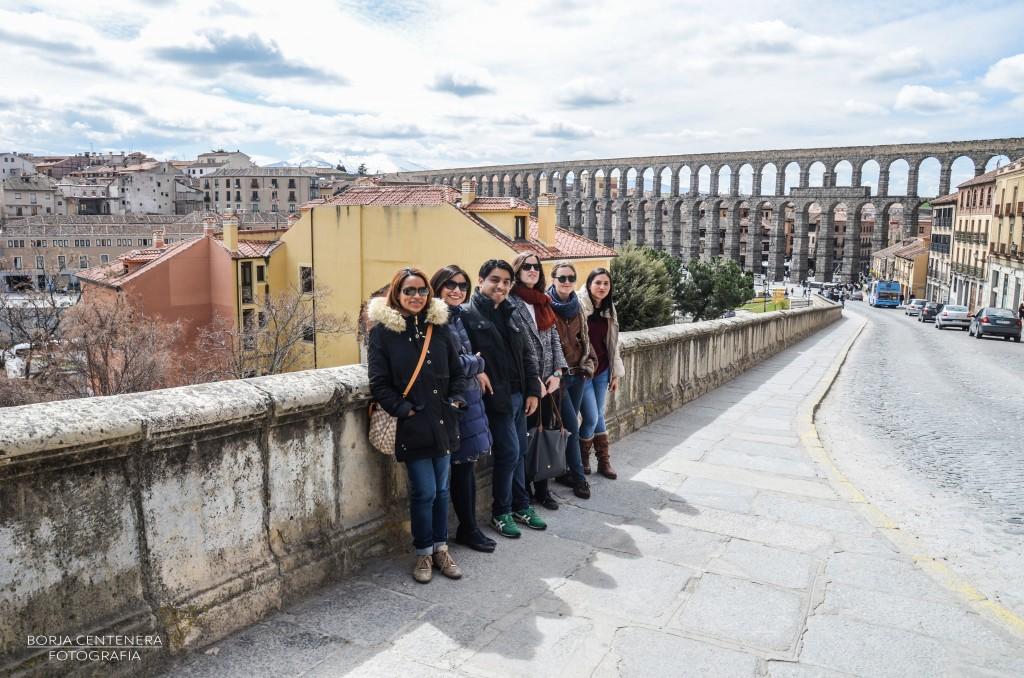 Todos con vista panorámica de Segovia