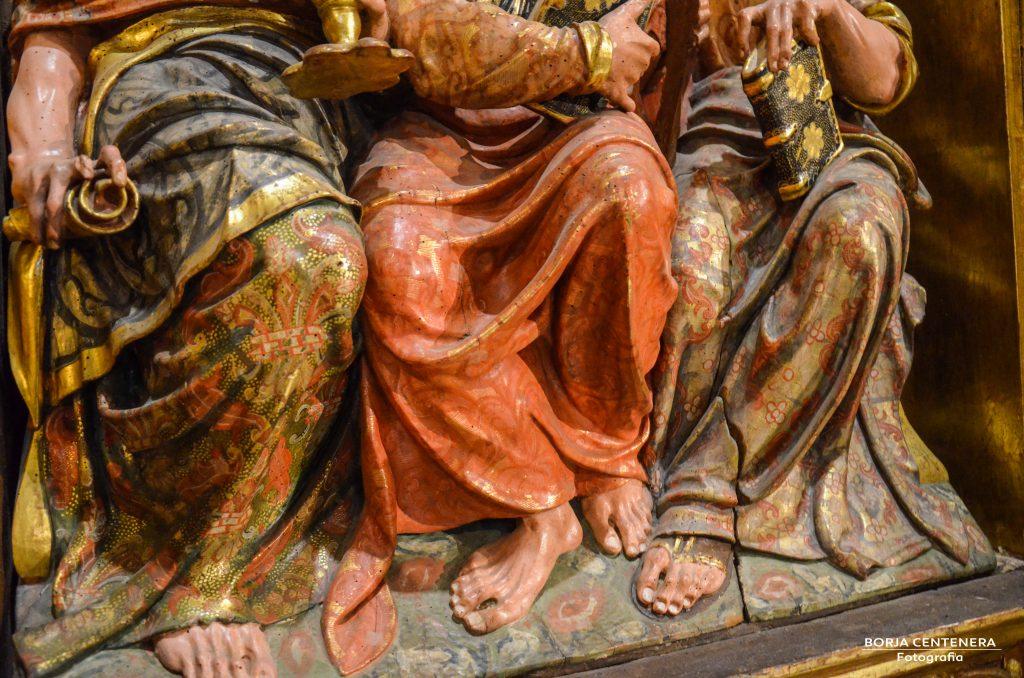 Pies de apostolado, Genevilla