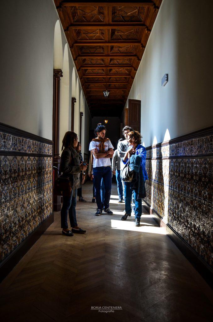 Dicast Por los pasillos