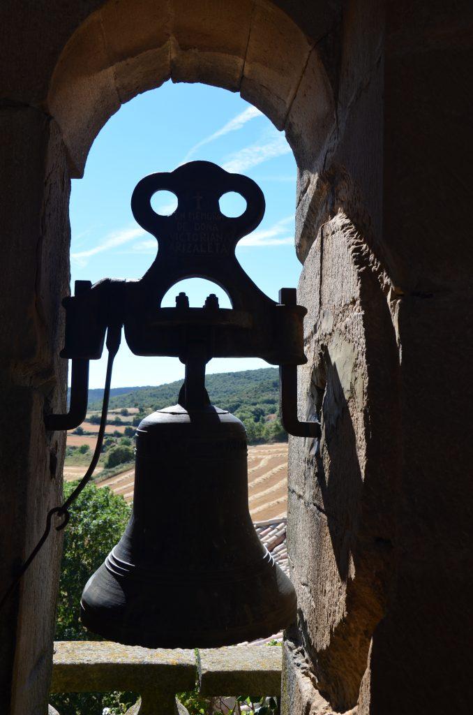 Vista panorámica de la campana