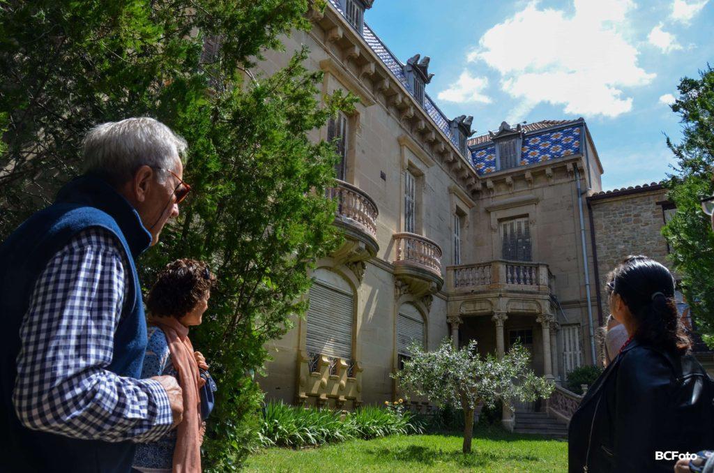 """La llamada """"Casa del Obispo"""" en Pitillas, Navarra"""