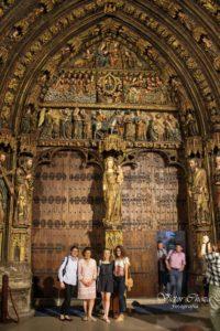 Santa María de los Reyes .Laguardia
