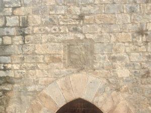 detalle del arco